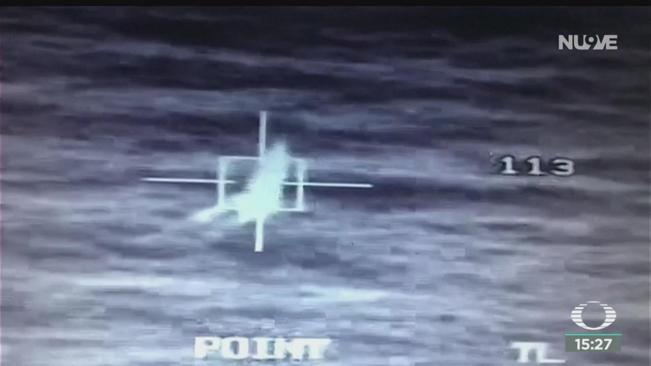 FOTO: Localizan Restos Avión Desaparecido Con 38 Personas Chil