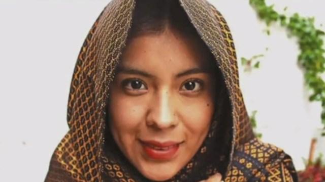 FOTO Mujer atacada con ácido en Oaxaca cumple 3 meses en el hospital (Noticieros Televisa/politico.mx)