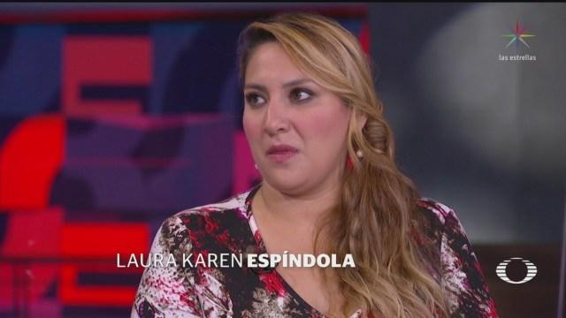 Foto: Me Equivoqué Karen Espíndola Entrevista FOROtv 5 Diciembre 2019