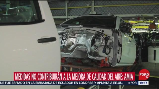 Foto: Medidas Cdmx No Mejorarán Calidad Del Aire 20 Diciembre 2019