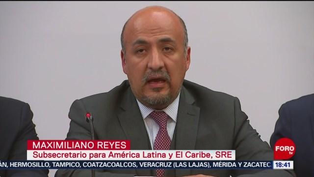 Foto: México Bolivia Establecer Canal Comunicación 26 Diciembre 2019