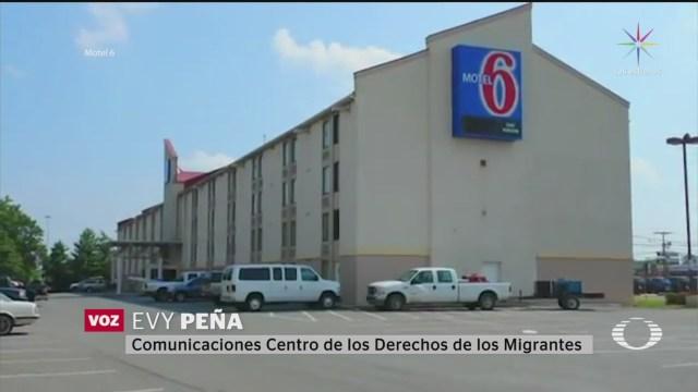 Foto: Motel Estados Unidos Robó Datos Migrantes Deportados 26 Diciembre 2019