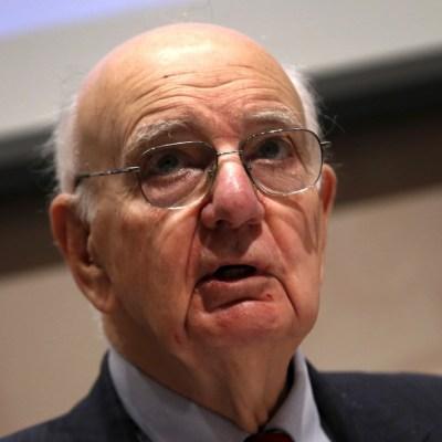 Foto: Muere Paul Volcker, expresidente de la Reserva Federal