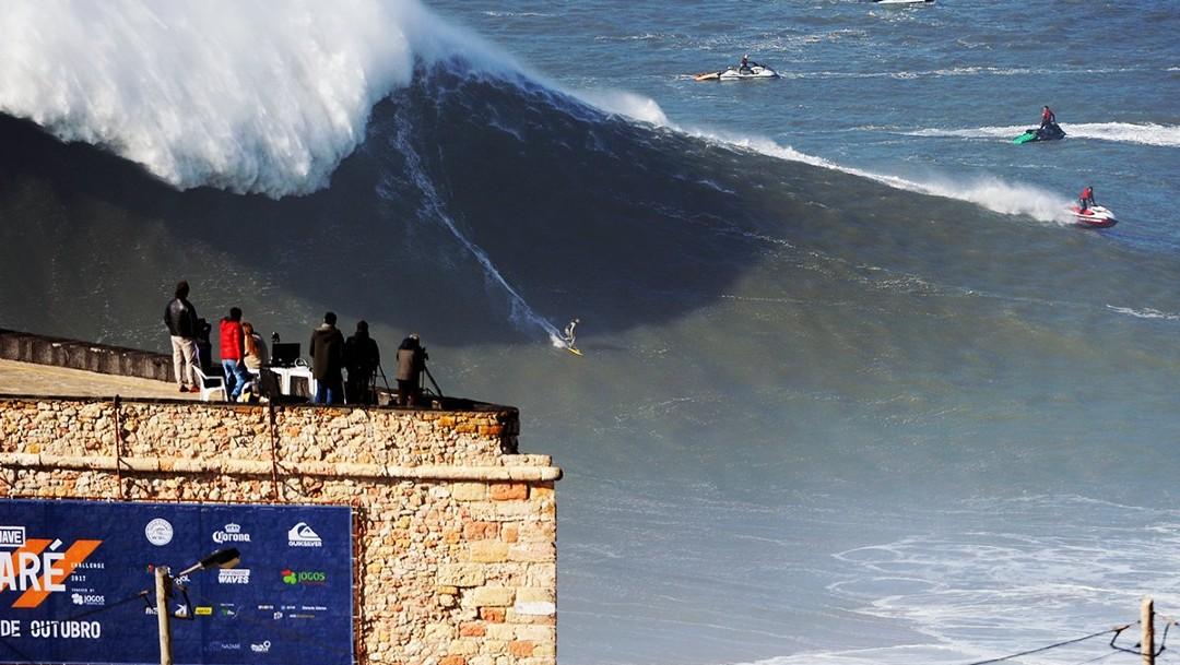 Muere Rafael Riancho fotógrafo que inmortalizó olas gigantes
