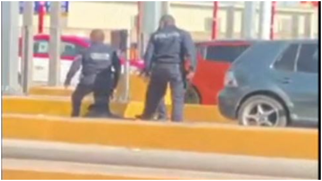 Foto: Automovilistas reportan arrestos en la México-Pachuca, 15 de diciembre de 2019 (Foro TV)