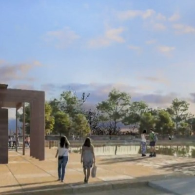 Parques contra la violencia en Tijuana