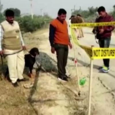 Prenden fuego a víctima de violación en la India cuando iba a testificar