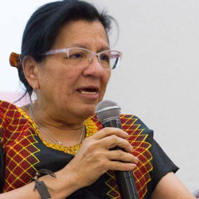 Nashelli Ramírez, presidenta de la Comisión de Derechos Humanos de la CDMX