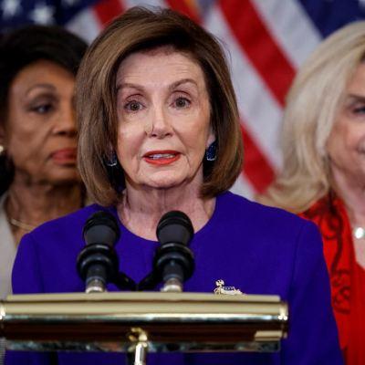 Nancy Pelosi respalda la nueva versión del T-MEC