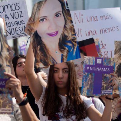 Avanza iniciativa de Ley 'Abril Pérez' en el Senado
