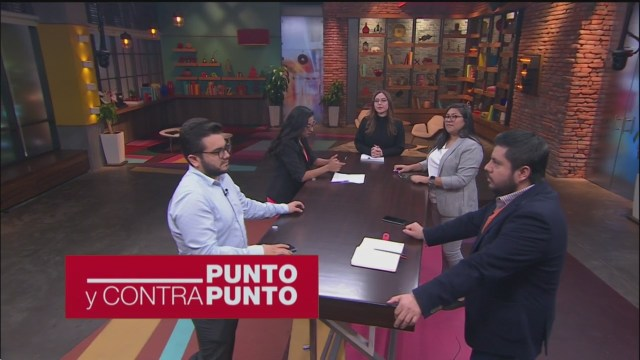 Foto: Punto Contrapunto Genaro Lozano Programa Completo 11 Diciembre 2019