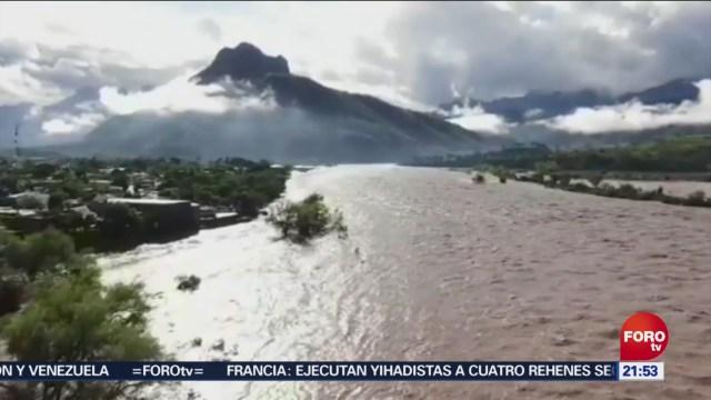 FOTO: Reciben ayuda del Fonden en municipios afectados de Chihuahua, 14 diciembre 2019