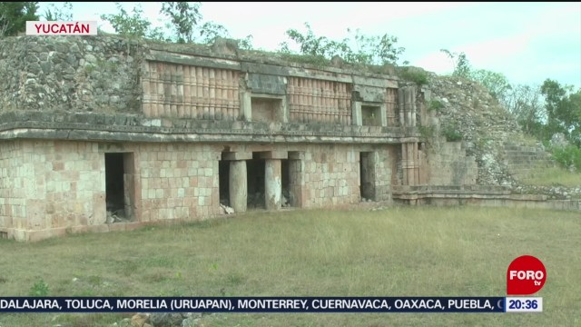 Foto: Reserva Ecológica Puuc Yucatán Hogar Indígenas Mayas 9 Diciembre 2019