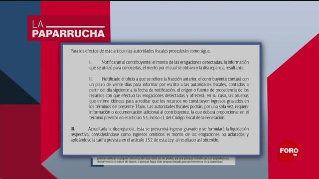 Foto: Sat Multará Quienes Presten Tarjeta Noticias Falsas 18 Diciembre 2019