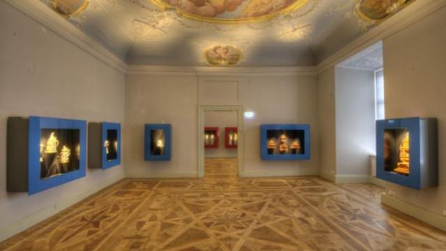 Foto: Sala de exhibición del Palacio de Friedenstein, 6 de diciembre de 2019, (stiftungfriedenstein.de/)