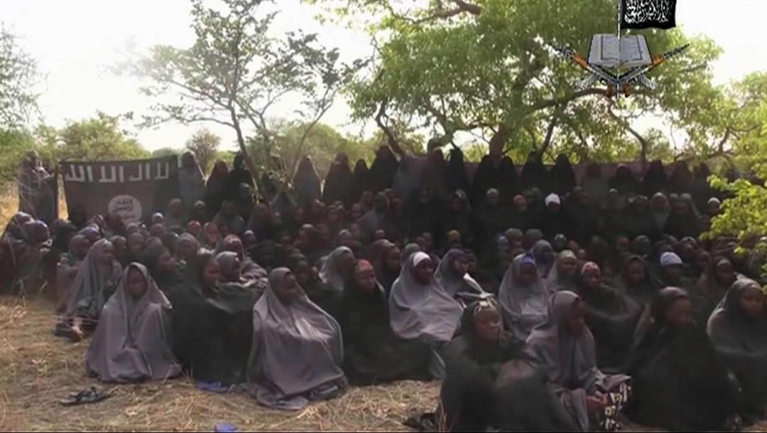 Foto: Secuestro de niñas en Chibok, Nigeria, por Boko Haram