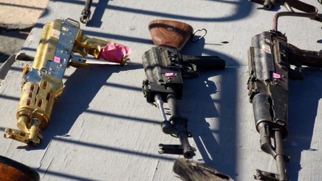 Senado aprueba reformas en materia de armas