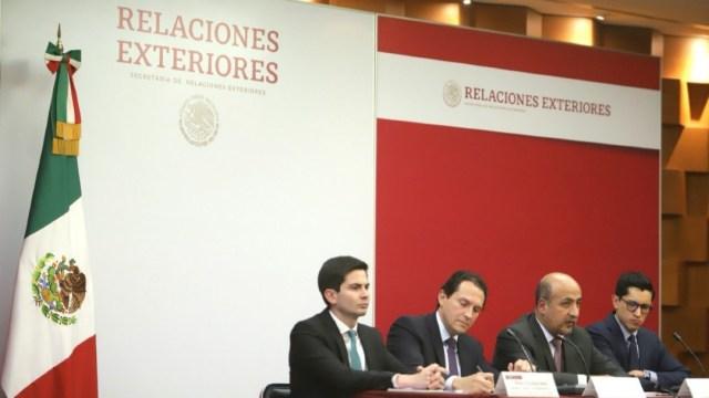 Foto: La cancillería agregó que distintas autoridades de Bolivia han declarado que el propósito de los operativos no es brindar seguridad a los inmuebles mexicanos, sino llevar a cabo aprehensiones de las personas bajo resguardo del estado mexicano