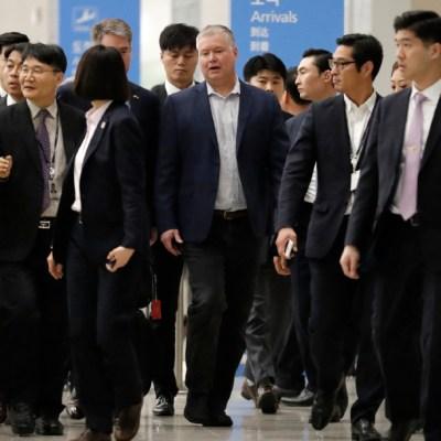 Representante de EEUU llega a Seúl para tratar temas sobre Corea del Norte