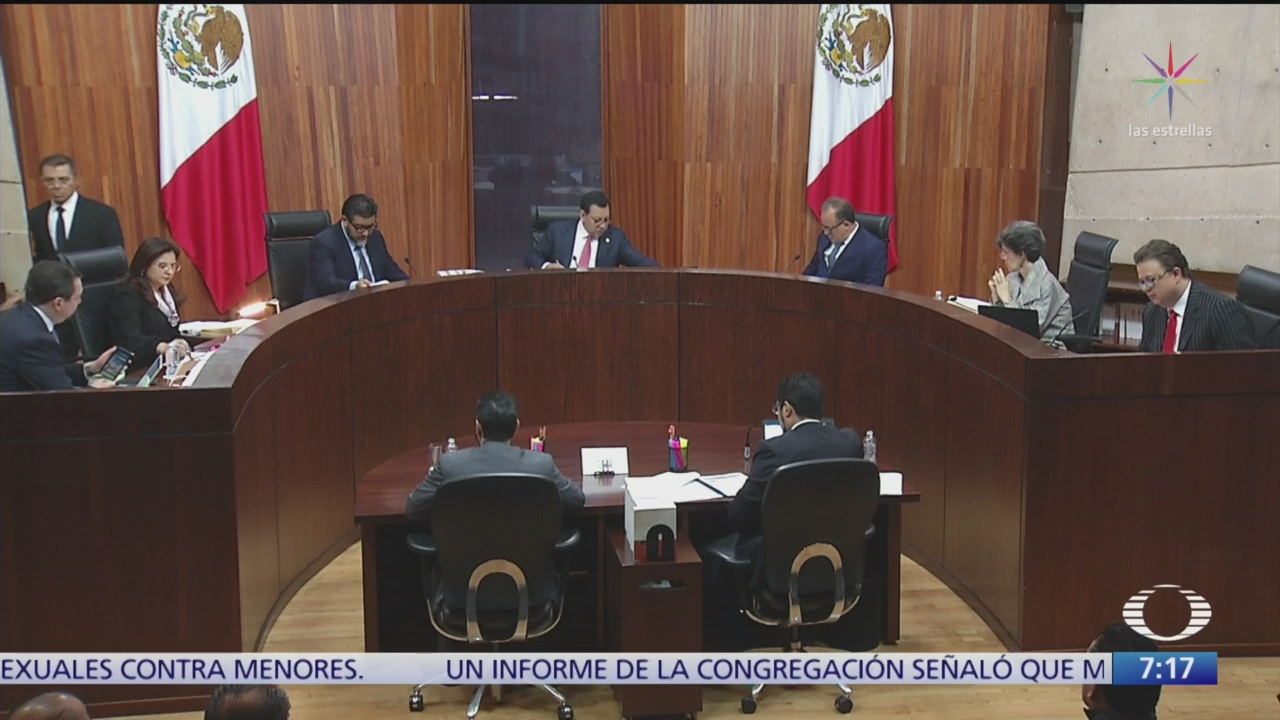 tribunal electoral reconoce al yerno de elba esther como presidente de rsp