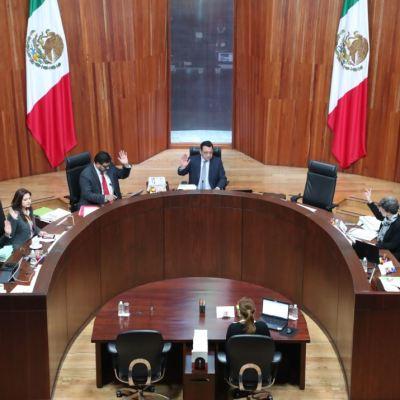 TEPJF determinó que la Ley Bonilla es inconstitucional