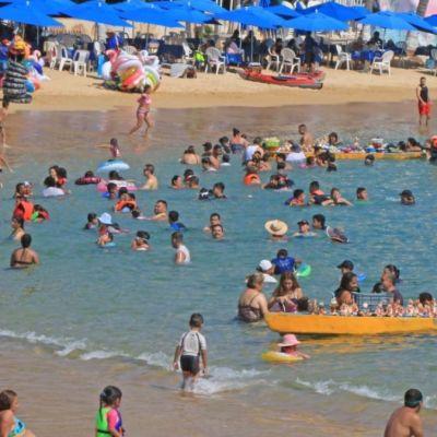 Estas son las playas de Acapulco más contaminadas para estas vacaciones