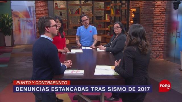 Foto: Sismo CDMX Denuncias Estancadas Damnificados 10 Enero 2020
