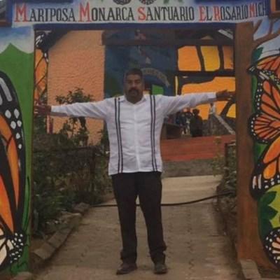 Hallan muerto al activista Homero Gómez, defensor de la mariposa monarca