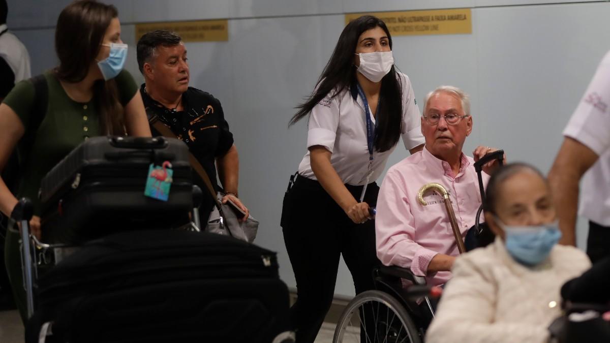 FOTO: Se confirma el noveno caso de coronavirus en Estados Unidos, el 02 de febrero de 2020