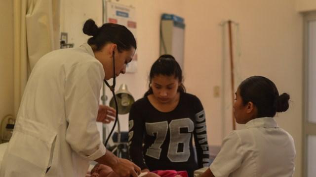 FOTO AMLO anuncia convocatoria para Universidad de Medicina y Enfermería en CDMX (Cuartoscuro archivo/Isabel Mateos)
