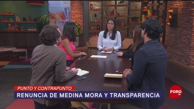Foto: Renuncia Ministro Eduardo Medina Mora Causas 14 Enero 2020