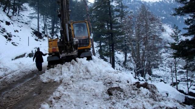 Foto: Ascienden a 94 los muertos en Pakistán por las nevadas, el 15 de enero de 2020