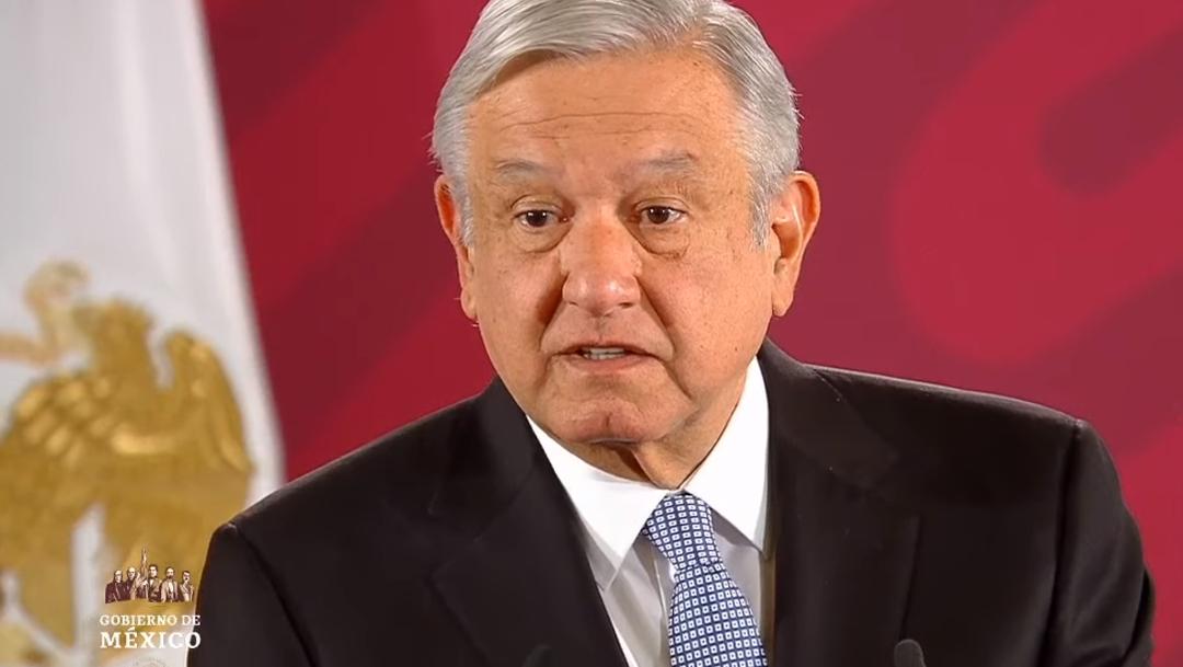 FOTO Banco del Bienestar tendrá mil 350 sucursales en 2020, afirma AMLO (YouTube)