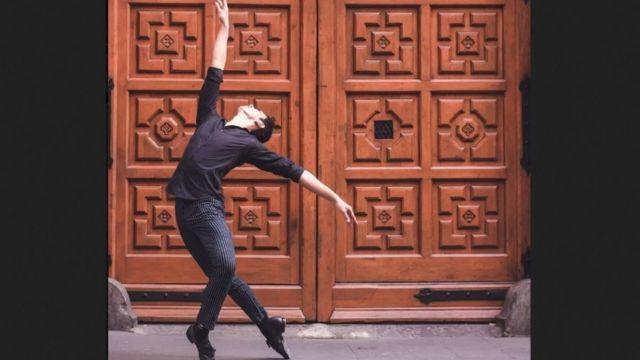 Bailarín veracruzano hará casting en Europa