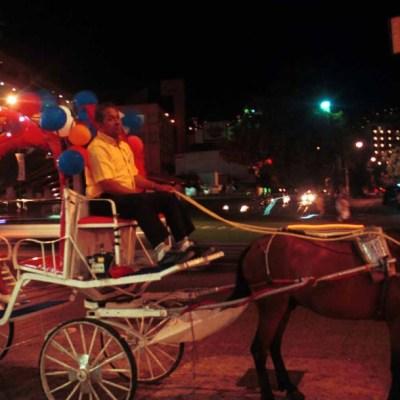 FOTO Caballos ya no impulsarán calandrias en Acapulco (Cuartoscuro/archivo)