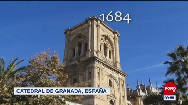 catedral de granada espana