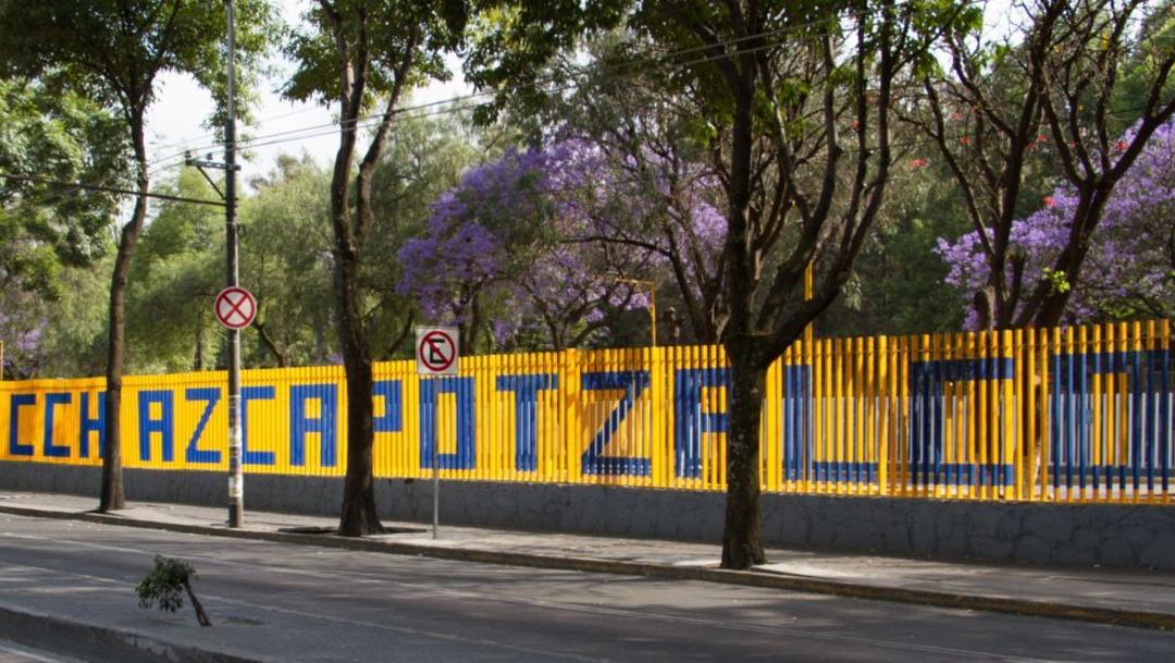 Alumnos del CCH Azcapotzalco iniciaron un paro de labores de 72 horas, 3 abril 2019