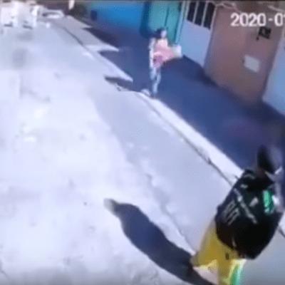 'Chica con flores', nueva forma para asaltar en CDMX
