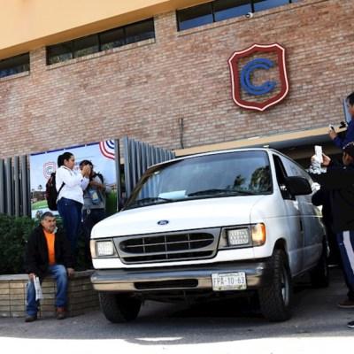 Realizan funerales de maestra y alumno del Colegio Cervantes de Torreón