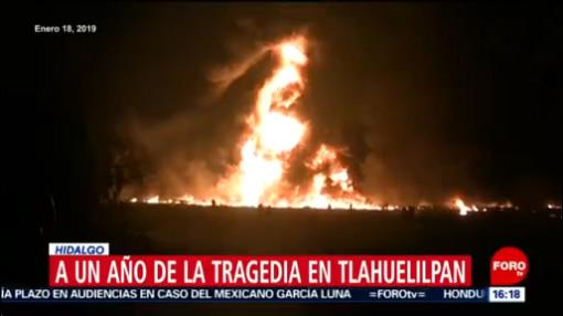 FOTO: 18 enero 2020, construiran memorial para victimas de explosion de tlahuelilpan