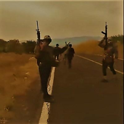 Ruta Apatzingán-Aguililla, campo de batalla entre el CJNG y La Nueva Familia Michoacana