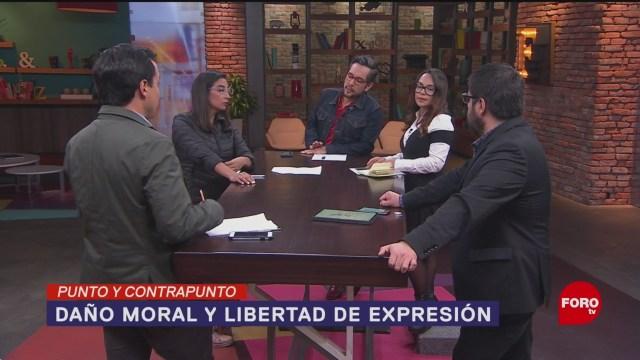 Foto: Daño Moral Libertad Expresión Humberto Moreira 28 Enero 2020