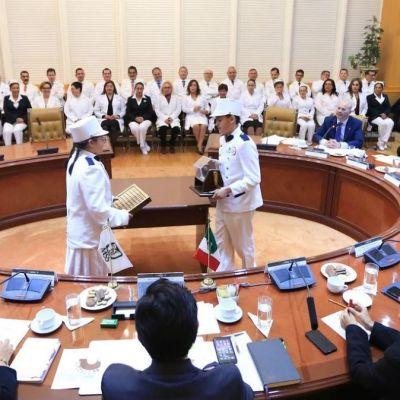 IMSS elige por primera vez a 35 delegados por sorteo