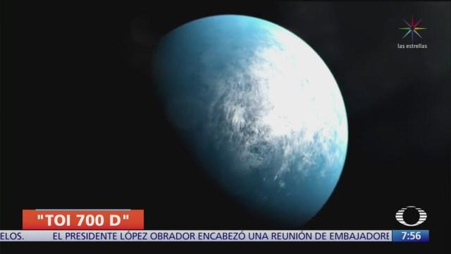 descubren planeta del tamano de la tierra que podria ser habitable