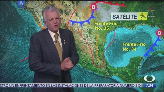 despierta con tiempo frente frio ocasiona descenso de temperaturas al norte de mexico