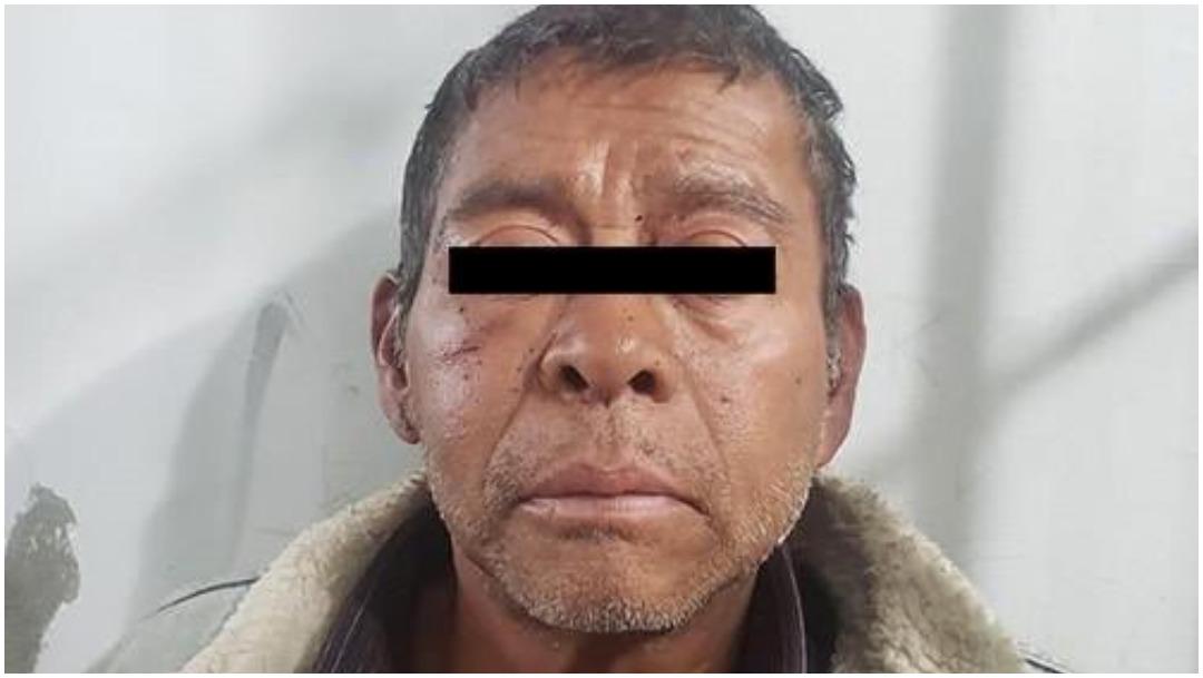 Foto: Tío es arrestado por acusaciones de abuso sexual contra sobrina, 4 de enero de 2020 (FGJEM)