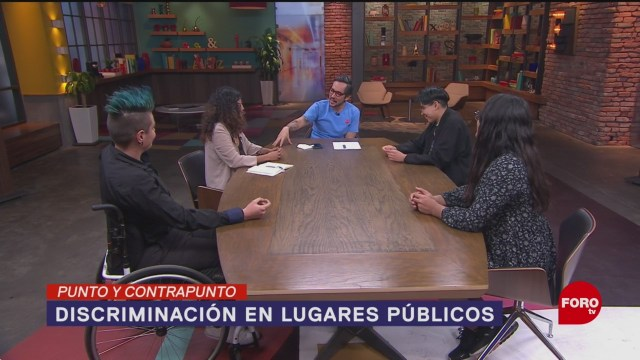 Foto: Discriminación Comunidad Lgbt Caso Reforma 222 30 Enero 2020