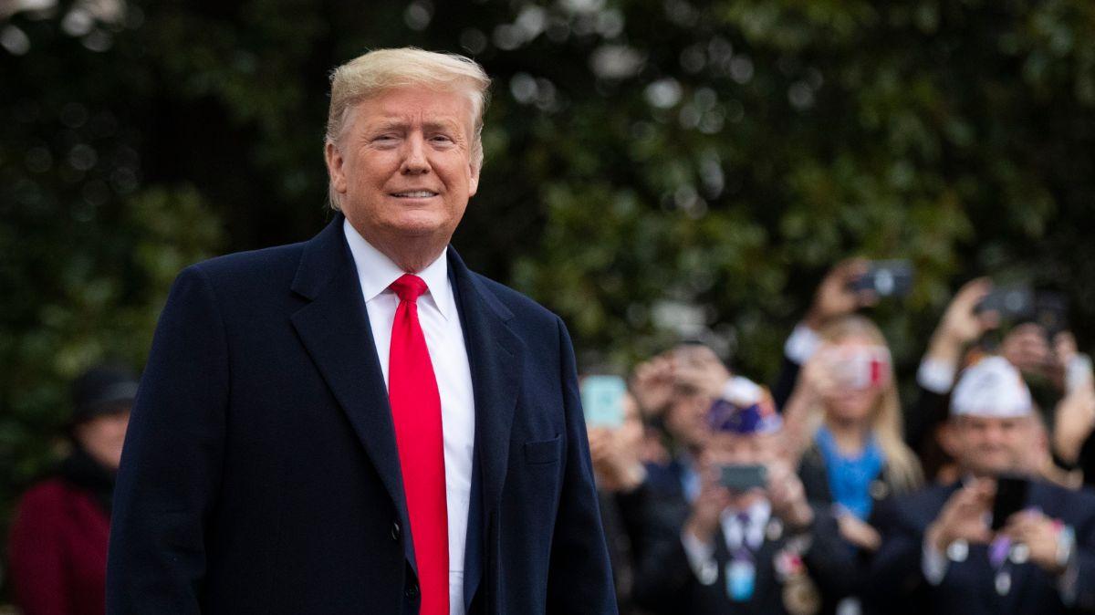 Juicio político contra Trump podría iniciar el martes