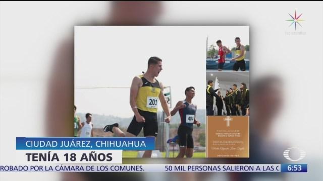 ejecutan a medallista en ciudad juarez
