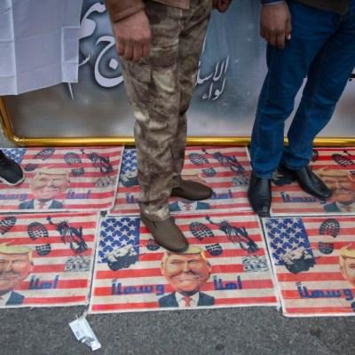 Ejército de EE.UU. continúa entrenando a tropas iraquíes tras muerte de Soleimani